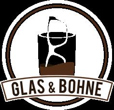 Glas & Bohne